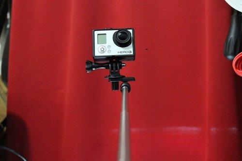 T-200L: i.Trek Extendable telescopic handheld Self Portrait Monopod / Extender for Digital Camera