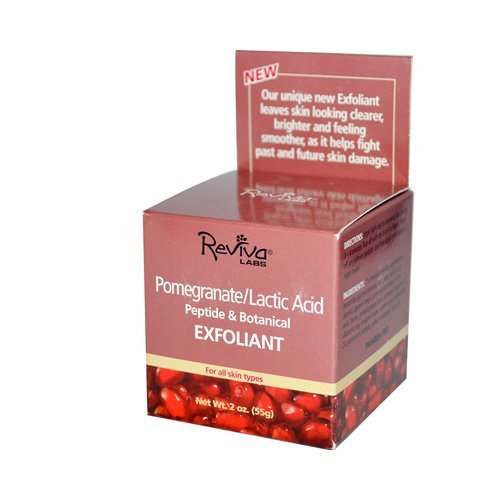 Pomegranate Exfoliant 2 OZ by Reviva