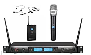 GTD Audio G-622HL 200 Channel UHF Wireless Microphone System