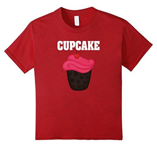 Kids Cupcake Group Halloween Costume T-shirt 10 (Kids Halloween Cupcake Idea)