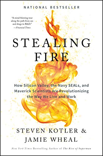 (Stealing Fire: How Silicon Valley, the Navy SEALs, and Maverick Scientists Are Revolutionizing the Way We Live and Work)