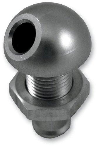 Blowsion Billet Bypass Fitting - 45 Deg. - Clear 04-03-018