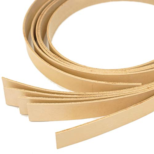 Springfield Leather Company 5 Pack Belt Strips 1-1/2
