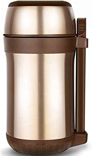 ランチフードボトル真空断熱フード缶ステンレス鋼ボトルコンテナー用コールド/ホットミールスープボウルベビーフードストレージ
