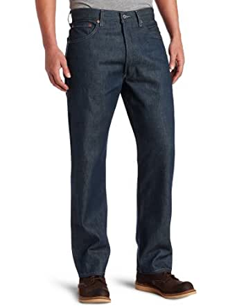 Levi's Men's 501 Colored Rigid Shrink-to-Fit Jean (Clearance), Blue Green Rigid, 34x34