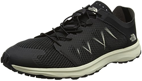 The White Flow Face Black Lq6 Fitness Tnf Litewave Lace North Chaussures Homme de Noir Vintage rtrqOgnB