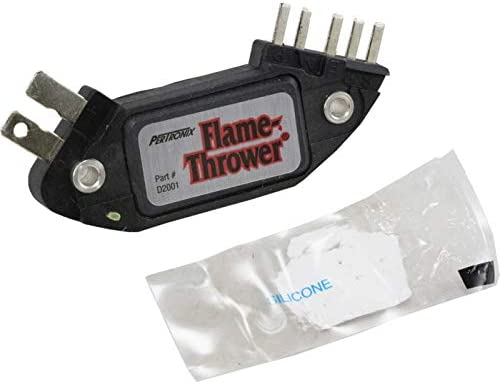 Corvette Ignition Module Flame-Thrower HEI 7-Pin Ecklers Premier Quality Products 25-279447