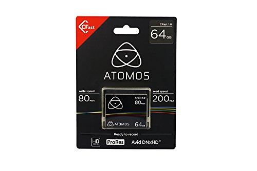 Atomos 64GB C-Fast Card by Atomos