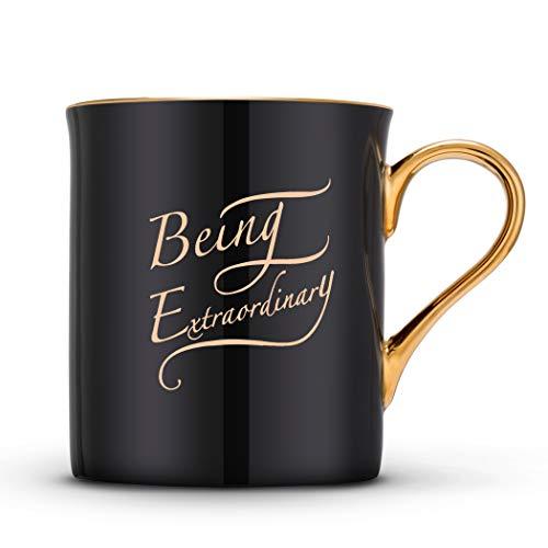 Coffee Mugs 11oz, ZUNIA HOME Royal Fine