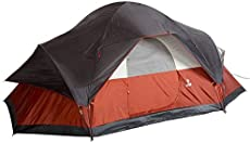 Coleman 8-Person Red Canyon Tent204  L x 120  W x 72  H  sc 1 st  Tent Buying Guide & Best 8 Person Tent For Group or Family Camping: 8 Person Tent Reviews
