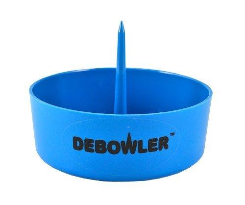 Debowler Ashtray (Blue) by Debowler