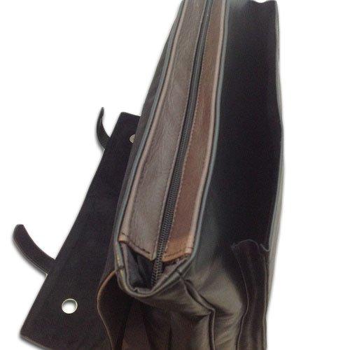 BACKPACK ZAINO in pelle -Vero Artigianato italiano - 30cm L,34cm H,6 cm MOD : JERICO014