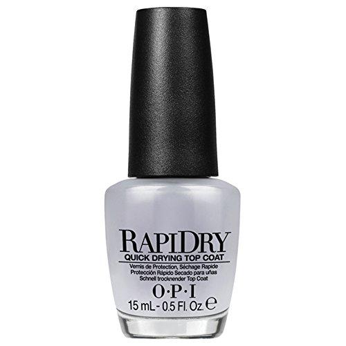 OPI Nail Lacquer Top Coat, RapiDry, 0.5 fl. oz.