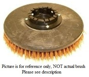 - 11 inch 80 Heavy Grit Brush - Clarke Vision 21i- 11443A