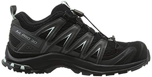Da Nero magnet fair Trail 3d Pro W Salomon Running black Xa Donna Aqua Scarpe xzgqgXa
