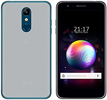 Tumundosmartphone Funda Gel TPU para LG K11 Color Transparente ...