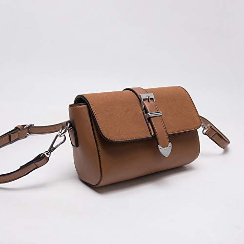 Bolso Color De Para Bag Moda Hxkb Crossbody Bandolera Contraste En A3 Mujer 1fEg4gqzw