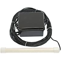 Dakota Alert 250 ft. Vehicle Sensor Wire and Hardwired Control Box with Probe