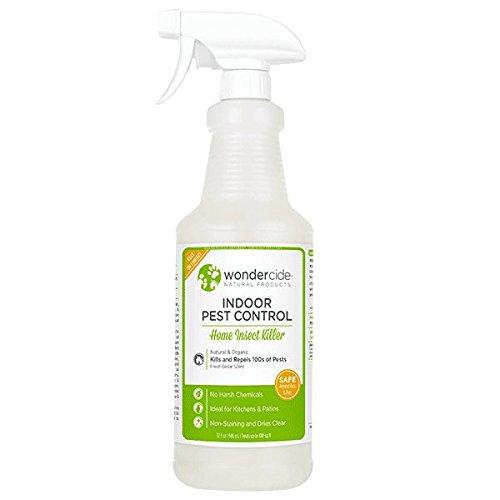 Wondercide Natural Indoor Pest Control Spray - Home Insect Killer - Cedar - 32 oz