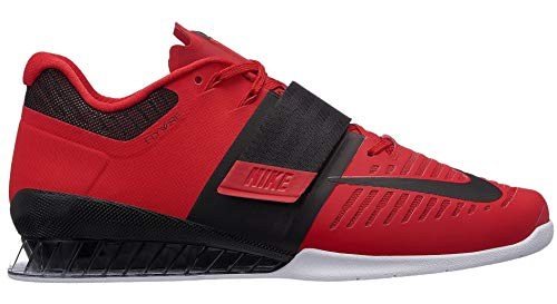 Nike Romaleos 3 (9.5, University red/Black)