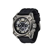 Police Men's PL13805JSU/02 Chronograph Watch with 3 Hands
