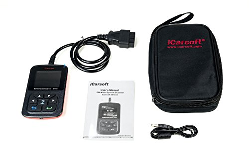 iCarsoft BMW E46 3 Series M3 i910-ii multi system OBD Fault scanner