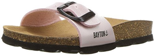 Bayton Girls' Zephyr Sandal, Rose Pearl, 34 Medium EU Little Kid (3 US) ()