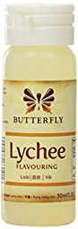 Butterfly Lychee Paste, 1 Ounce (Pack of 12)