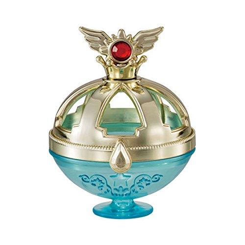 - Bandai Sailor Moon Antique Jewelry case Part 2~Sailor Moon Stallion Reve~Size 6cm Tall