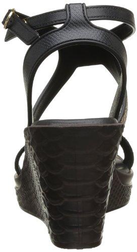 LifeProof Glam Plat Sandal Fem 81407 - Sandalias para mujer, color dorado, talla 37 negro - Schwarz - Noir (22731)