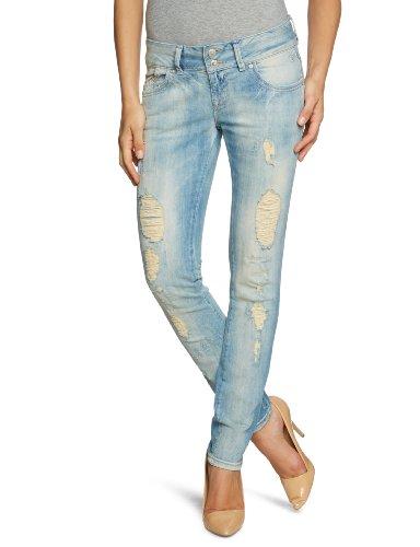 LTB Jeans - Jean - Skinny/Slim Fit - Femme Bleu Clair