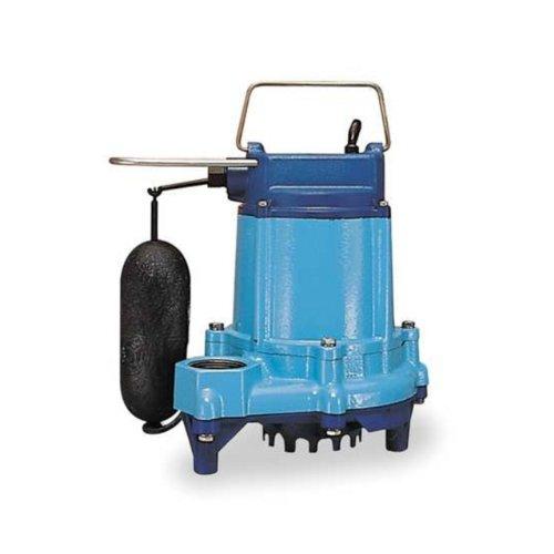 Little Giant 6EN-CIA-SFS 1/3 Horsepower Automatic Sump Pump with Float (Little Giant Sump Pump)