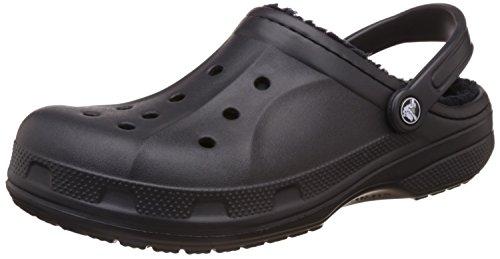 Crocs Ralen, Tongs pour Femme Noir