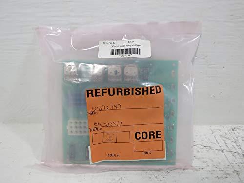 Refurbished Exide 101072347 Relay Module Circuit Board Card PLC