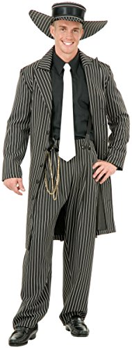 Zoot Suit Adult Costume White -
