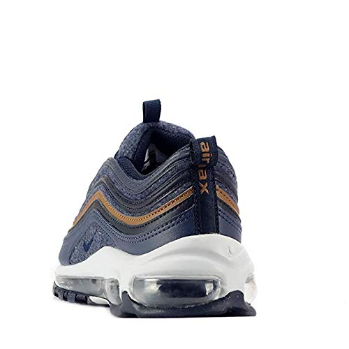 Nike Air Max 97 Se Big Kids Style 923288 Big Kids 923288-400 Size 5