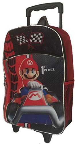 super mario rolling backpack - 6