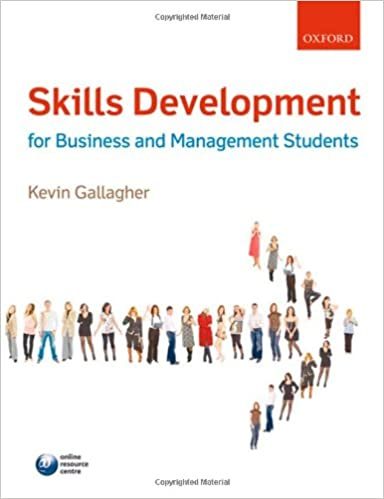 Skills Development for Business and Management Students: