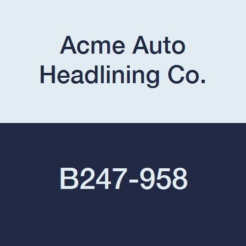 ACME Auto Headlining Co. (B247-958) Ford Mustang Black Co...