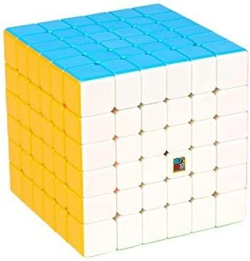 Cubelelo MoFang JiaoShi MF6 6x6 Stickerless