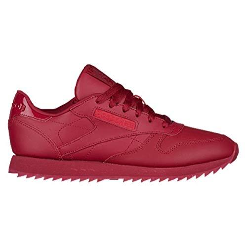 粒子性能しょっぱい(リーボック) Reebok レディース ランニング?ウォーキング シューズ?靴 Classic Leather [並行輸入品]