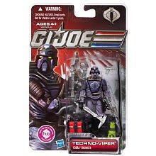 G.I. Joe 30th Anniversary 3 3/4 Inch Action Figure Techno Viper Cobra Engineer by Hasbro