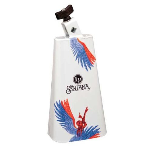 Latin Percussion LP205-SNW LP Santana Cowbell by Latin Percussion
