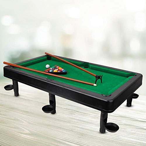 미니 테이블 풀 아이 들에 게 기운 다 탁상 풀 데스크톱 게임 테이블 장난감 세트 / Mini Table Pool Kids Tabletop Pool Desktop Games Table Toy Set