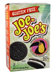 Trader Joes Joe Joes Chocolate Vanilla