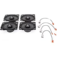 1992-1994 Chevrolet Blazer (Full Size) Complete Factory Replacement Speaker Package by Skar Audio