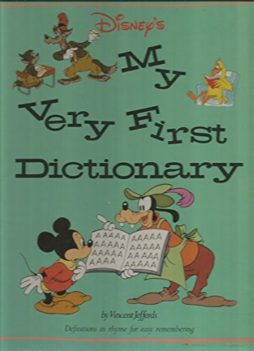 Disneys My Very First Dictionary