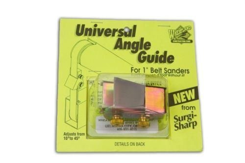 Surgi-Sharp Universal Angle Guide SS10 - Sharpen EXACT angles from 10 to ()