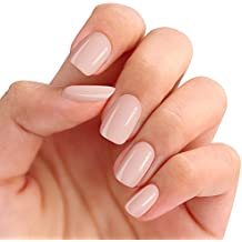 MEMEDA Nail Art Transfer Decals Sticker Manicure,Full Nail Polish Strips Wraps (light brown&dusty pink (2 color))