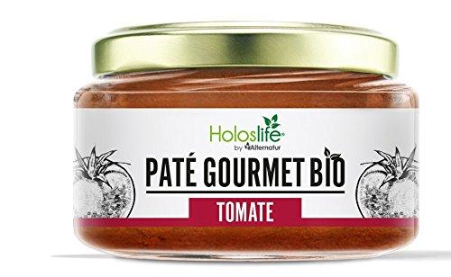 Holoslife Pate Gourmet con Tomate - 8 Paquetes de 110 gr - Total: 880 gr: Amazon.es: Alimentación y bebidas